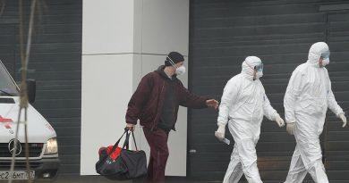 Foto По последним данным, в России выявлено 8672 случаев заражения коронавирусом, скончались 63 человека 4 23.06.2021