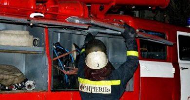 /FOTO/ O Casă Comunitară pentru Copii din orașul Florești a luat foc. Flăcările au distrus acoperișul