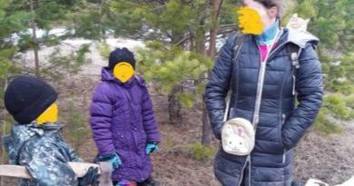 Семья из России с детьми пряталась от коронавируса в лесах на Урале 2 11.05.2021