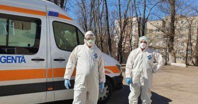 Еще 161 случай COVID-19 в Молдове, 12 человек скончались 2 18.04.2021