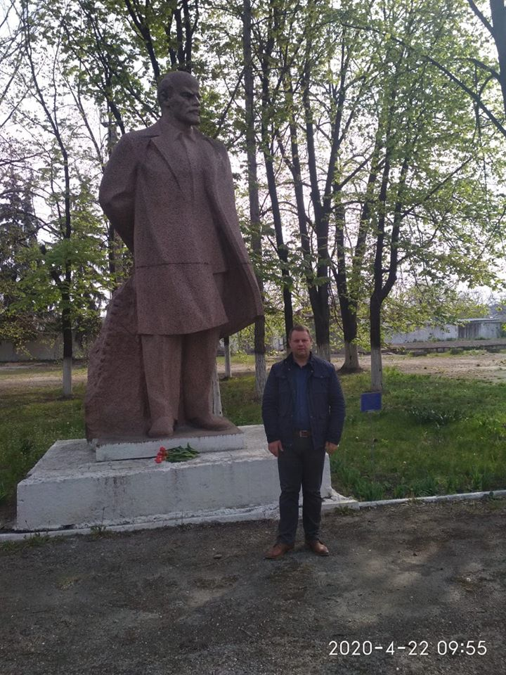 Foto 150-летие со дня рождения Ленина в Бэлць в условиях пандемии прошло очень скромно 3 23.06.2021