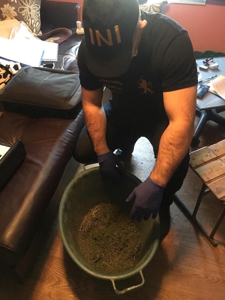 Foto /FOTO/VIDEO/ Grup criminal anihilat la Fălești. Oamenii legii au găsit peste patru kilograme de droguri 5 25.07.2021