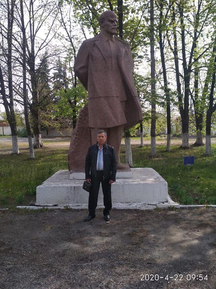 Foto 150-летие со дня рождения Ленина в Бэлць в условиях пандемии прошло очень скромно 2 23.06.2021