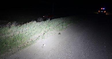/FOTO/ Un bărbat a murit după ce s-a răsturnat cu mașina în raionul Râșcani