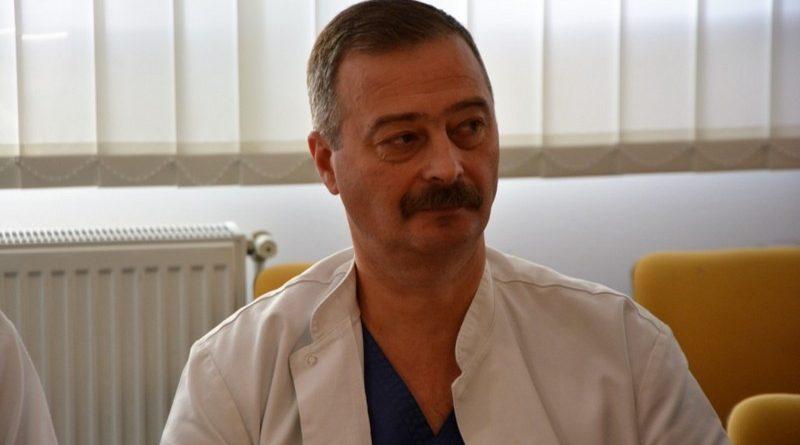 Foto Un medic basarabean la cârma Spitalului Judeţean Suceava 1 16.06.2021