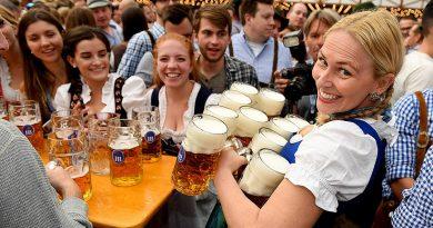 «Октоберфест-2020» в Мюнхене отменен из-за пандемии COVID-19 2 14.04.2021