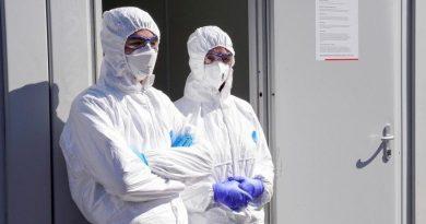 Почти треть от общего числа заболевших в Молдове коронавирусом - врачи и медработники 2 17.04.2021