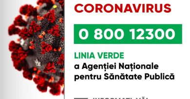 Foto Cu 70 de cazuri s-a mărit numărul bolnavilor de COVID-19 2 18.09.2021