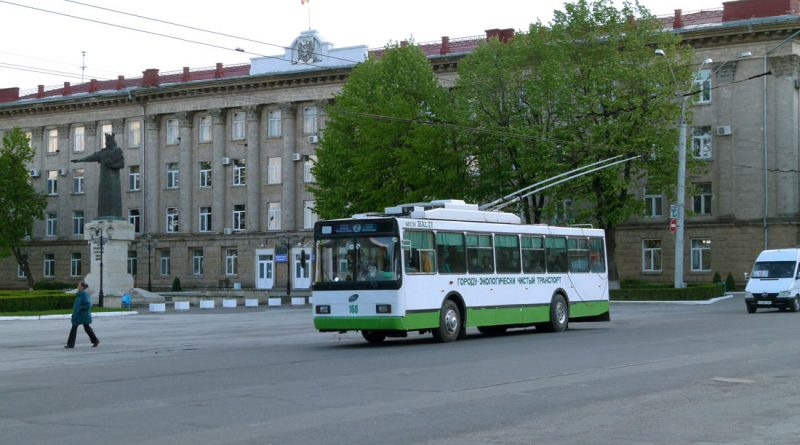 Foto Circulația transportului public în Bălți și Chișinău revine la normal 1 14.06.2021