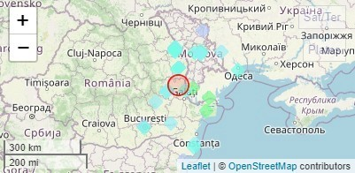 Foto Сегодня ночью в 01:04 жители Молдовы ощутили землетрясение 3 29.07.2021