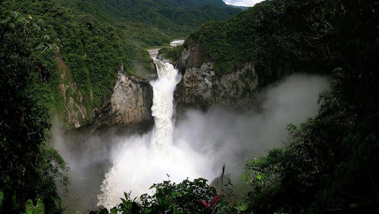 Foto O cascada vizitată de zeci de mii de turiști anual a dispărut 1 13.06.2021