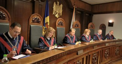 Конституционный суд Молдовы приостановил действие соглашения о российском кредите 4