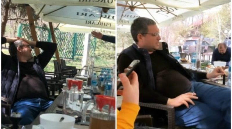 Foto Ренато Усатый устал от карантина: Выходные бельцкого примара прошли за застольем в шумной компании (Видео) 1 23.06.2021