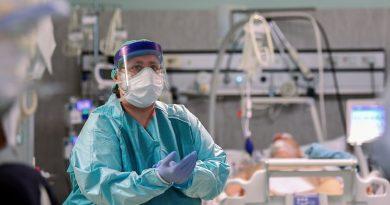 Еще 25 медицинских работников заразились COVID-19 3