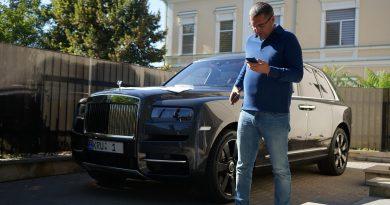 Примар Бэлць продает один из своих люксовых автомобилей, обещая выдать местному медперсоналу разовую доплату к зарплатам 2 15.05.2021
