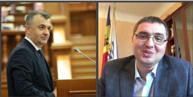 Foto Renato Usatîi ar putea fi atacat în judecată de către premierul, Ion Chicu pentru calomnie 1 23.06.2021