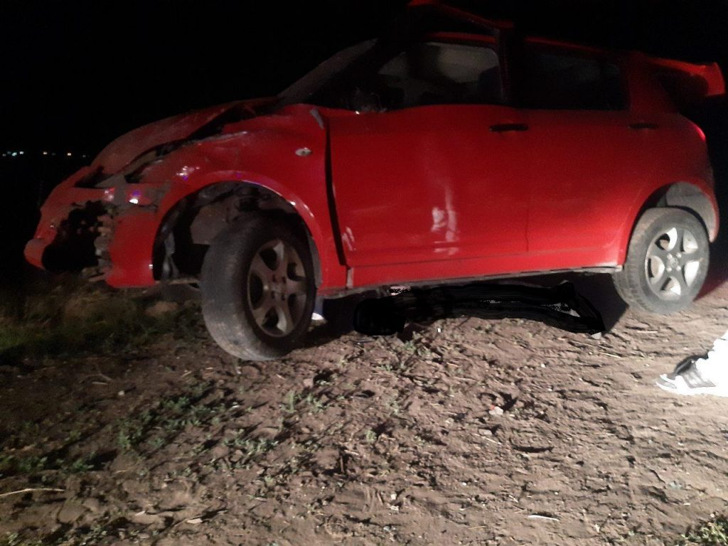 Foto /FOTO/ Un bărbat a murit după ce s-a răsturnat cu mașina în raionul Râșcani 1 16.06.2021