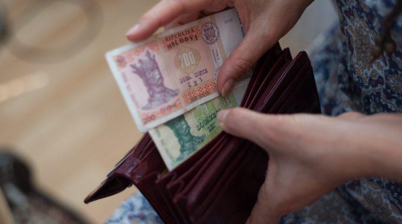 Salariul minim garantat în Republica Moldova ar putea fi majorat