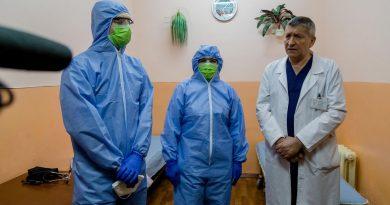 Число больных COVID-19 в Бэлць за сутки выросло на 11 человек 2 18.05.2021