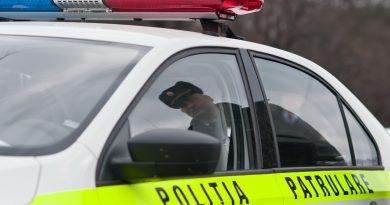 Record de alcoolemie: Un șofer din Căușeni reținut de oamenii legii cu 2,19 mg/l în aerul expirat 3 18.05.2021