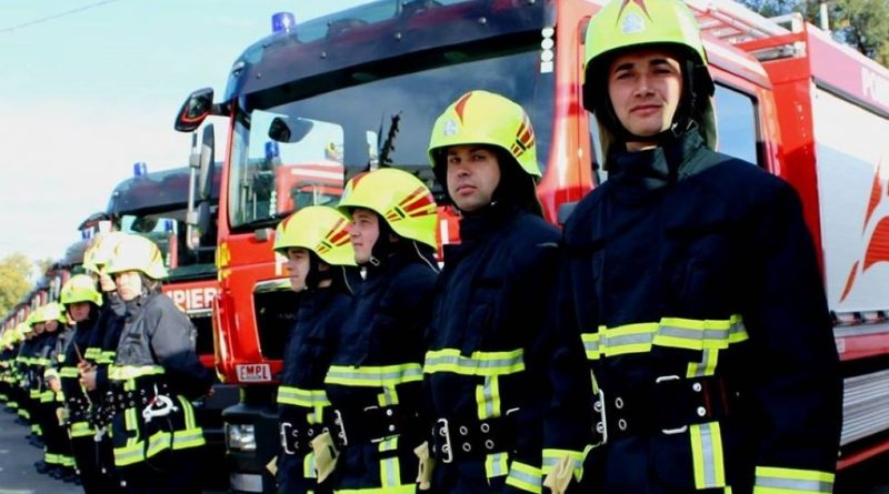Peste 500 de salvatori și pompieri vor asigura securitatea antiincendiară în perioada Sărbătorilor Pascale