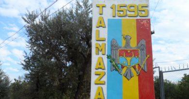 Foto Виорика Думбрэвяну: Село Талмаза района Штефан-Водэ поместят под карантин 4 20.09.2021