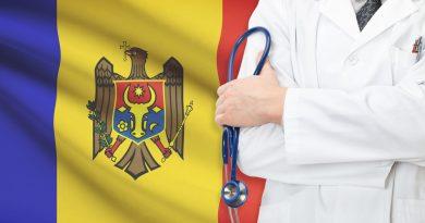 Foto 348 инфицированых коронавирусом работают в системе здравоохранения Республики Молдовы 3 21.06.2021