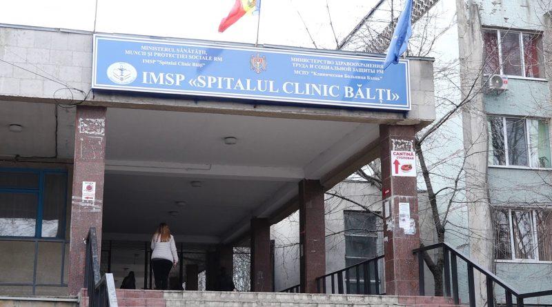 O femeie din Bălți susține că s-ar fi infectat de COVID-19 la spitalul din oraș