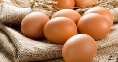 Câte ouă consumă în medie un moldovean pe an