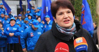 Foto Валентина Булига, работавшая в правительстве Павла Филипа, возвращается на свою работу в правительстве 4 29.07.2021