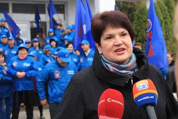 Foto Валентина Булига, работавшая в правительстве Павла Филипа, возвращается на свою работу в правительстве 1 29.07.2021