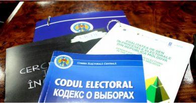 Foto Кодекс о выборах РМ может быть изменен 2 21.09.2021