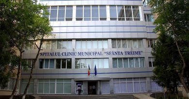 Foto В кишиневской больнице Святой Троицы 11 сотрудников заболели коронавирусом 2 16.06.2021