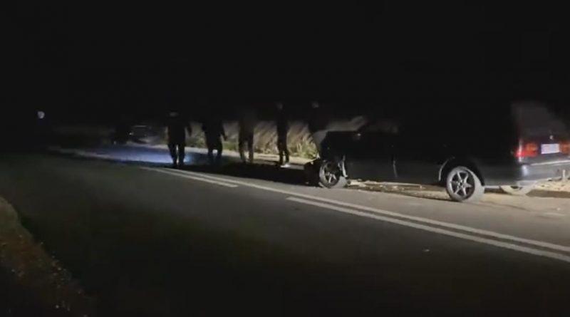 Foto Две машины столкнулись в районе Кэлэрашь из-за зайца, выскочившего на дорогу 1 25.07.2021