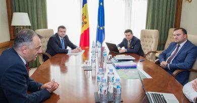 Foto Premierul Chicu a convocat o ședință dedicată subiectului industrializării Republicii Moldova 3 28.07.2021