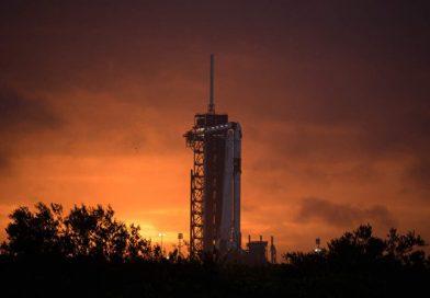 Сегодня SpaceX планирует отправить на Международную космическую станцию двух астронавтов НАСА
