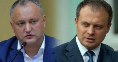 Андриан Канду считает, что Игорь Додон не сможет баллотироваться на новый срок в качестве президента 4