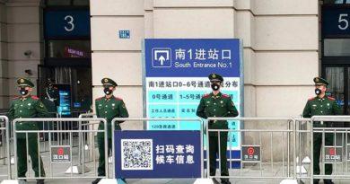 Foto 108 миллионов человек посадили на карантин из-за новой вспышки коронавируса на северо-востоке Китая 2 24.07.2021