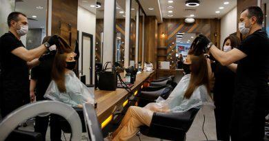 Новые правила работы парикмахерских: проверка температуры, клиенты по записи 3 08.03.2021