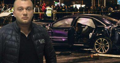 Foto Блогер Евгений Лукьянюк опубликовал данные водителя, спровоцировавшего в центре Кишинева смертельное ДТП 4 05.08.2021
