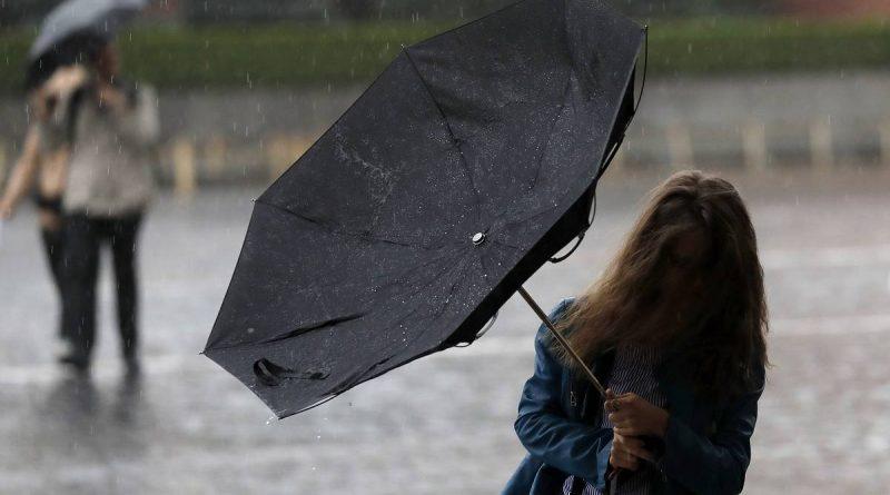 Во вторник, 12 мая, в северных районах Молдовы ожидаются дожди с грозами и усиление ветра до штормового 16-17 м/с 1 12.05.2021