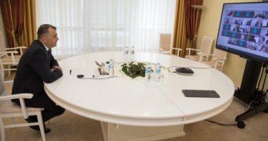 Foto Решением Чрезвычайной национальной комиссии рестораны откроются с 15 июня, а не c 1 июня, как ранее это обещал Игорь Додон 4 21.09.2021