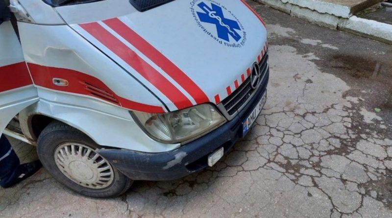 Starea fetiței lovită de ambulanță pe trecerea de pietoni din Bălți este în continuare gravă