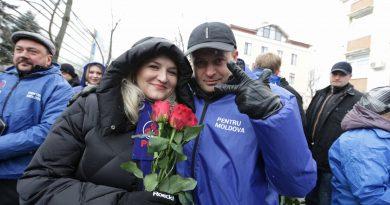 """Foto Кризис в Демпартии: Руксанда Главан покидает фракцию ДПМ в парламенте, чтобы присоединиться к """"Pro-Moldova"""" 2 29.07.2021"""