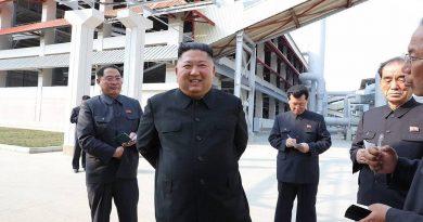 Foto Председатель КНДР Ким Чен Ын впервые за 20 дней появился на публике 4 25.07.2021