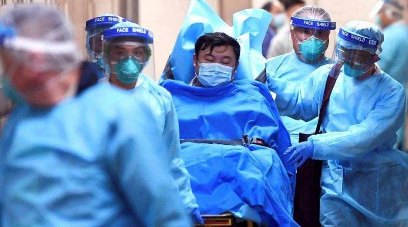 Foto Сенатор США сообщил, что внес законопроект о санкциях против Китая за распространение коронавируса COVID-19 1 14.06.2021