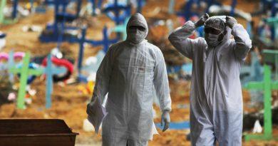 Foto Новый мировой антирекорд коронавируса - инфицировано почти 5 млн человек 3 23.06.2021