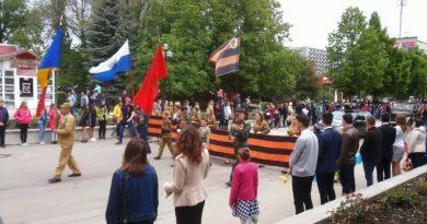 Бельцкие власти отменили  шествие в честь Дня Победы, но возлагать цветы можно будет небольшими группами 3