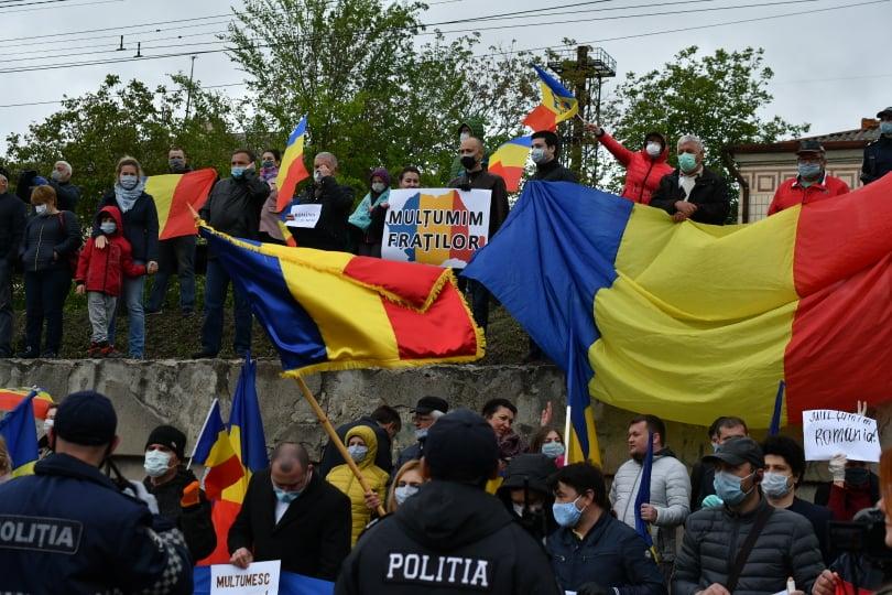 Foto Румыния предоставила материальную помощь на 3,5 млн евро Республике Молдова для поддержки в борьбе с эпидемией COVID-19 4 14.06.2021