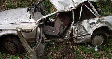 /FOTO/ Grav accident la Bălți. Șoferul a decedat în drum spre spital